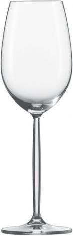 Бокал, для белого вина 300 мл, h 23 см, d 7,3 см, Diva