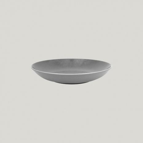 Тарелка-салатник глубокая круглая 26 см, высота 5 см, серия SHALE